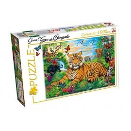 PUZZLE TIGRE DE BENGALA 1000 PZAS 307