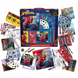 SUPER SET CREATIVO SPIDERMAN VSP03266