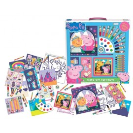 SUPER SET CREATIVO PEPPA EPP06351