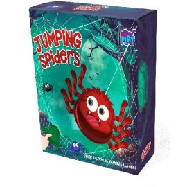 JUMPING SPIDERS IK0005