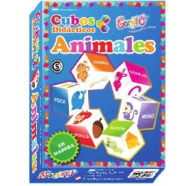 CUBOS ANIMALES DID-CUB-00001