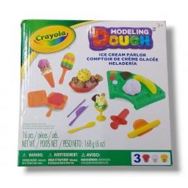 CRAYOLA KIT GRANDE 3D HEL Y BURG 11015
