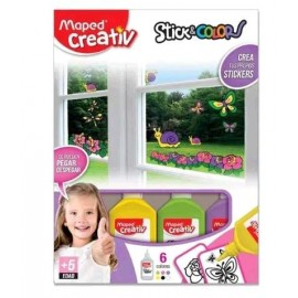 SET DIDACTICO STICKERS REMOVI NENA 88102