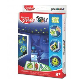 SET DIDACTICO STICK & COLOR GITD  88104
