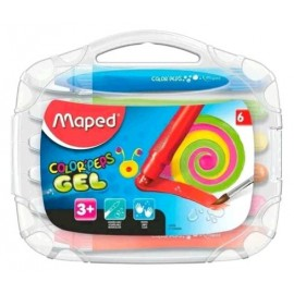 CRAYONES GEL COLOR PEPS 836306