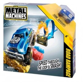 METAL MACHINES ROAD RAMPAGE 5769-6701