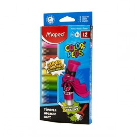 TEMPERA COLORPERS 8ML X12 COL.SUR.826001