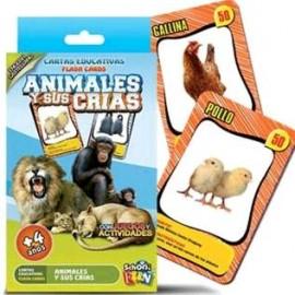 C.I. ANIMALES Y SUS CRIAS CL-113