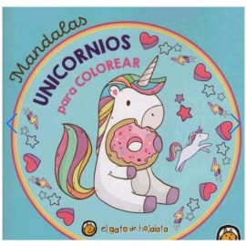 UNICORNIOS PARA COLOREAR 2440