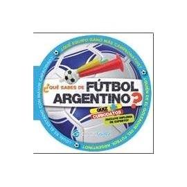 QUE SABES DE FUTBOL ARGENTINO 2315024