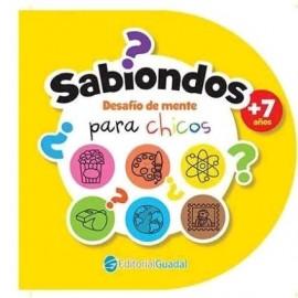 SABIONDOS-DESAFIO DE MENTE 582