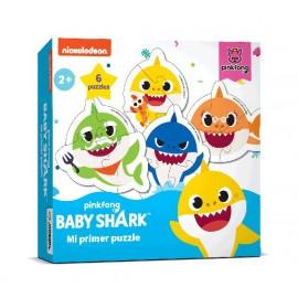 MI PRIMER PUZZLE BABY SHARK BBS151