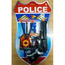 CONJUNTO DE POLICIA 38X22X4CM 50778