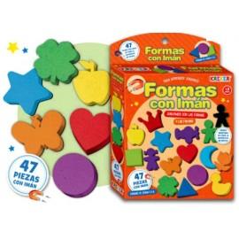 FORMAS Y SILUETAS CON IMAN 329