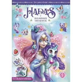 HADAS Y SUS ANIMALES FANTASTICOS 2485