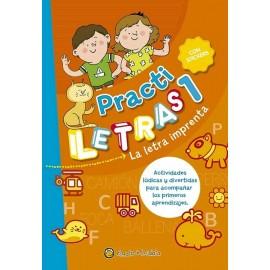 PRACTI LETRAS 1 2458