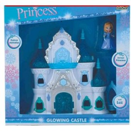 GLOWING CASTLE DITOYS PRINCESS 2391