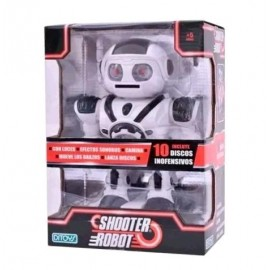 B/O SHOOTER ROBOT 2204