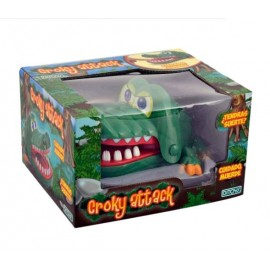 CROCKY ATTACK GAME 2150