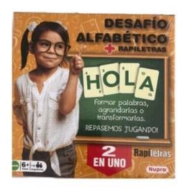 DESAFIO ALFABETICO 6001