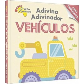 P.P.ADIVINA ADINADOR-VEHICULOS 4423