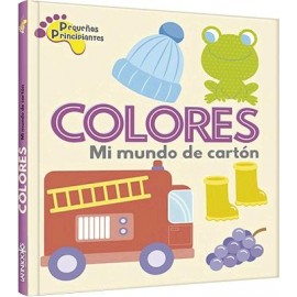 P.P.MI MUNDO DE CARTON-COLORES 4441