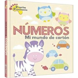 P.P.MI MUNDO DE CARTON-NUMEROS 4442