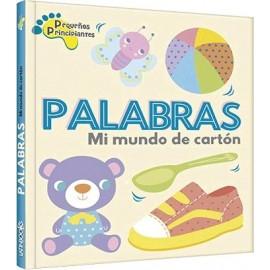 P.P.MI MUNDO DE CARTON-PALABRAS 4443