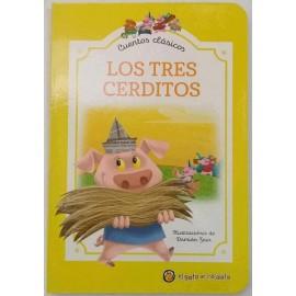 LOS TRES CERDITOS-PRIM CUENTOS CLAS 2453