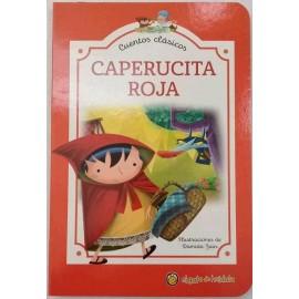 CAPERUCITA ROJA - PRIM CUENTOS CLAS 2452