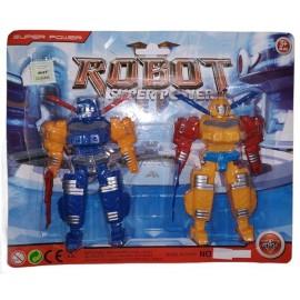 ROBOTS X02  25X21X04 CM 50415