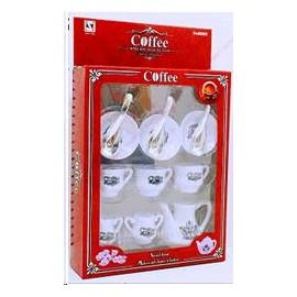 JUEGO DE CAFE 24.5X16.5X4CM 52555