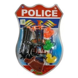 CONJUNTO DE POLICIA 29X19X3CM 52411