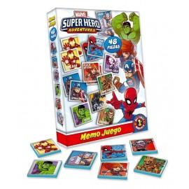 MEMO JUEGO SUPER HERO VSP03272