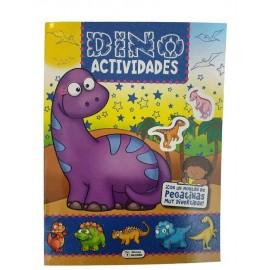 DINO ACTIVIDADES AZUL SA-0312