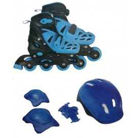ROLLER BLUE SET 2 EN 1 IK0095