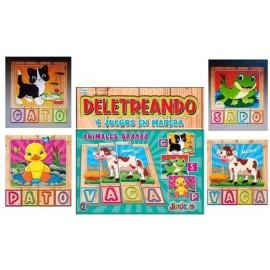 DELETREANDO-ANIMALES GRANJA 0001