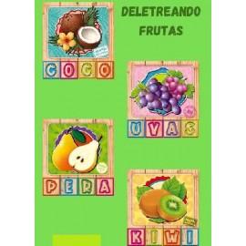 DELETREANDO FRUTAS 00005