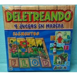 DELETREANDO - ELEMENTOS 00004