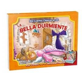 MIS CUENTOS CLASICOS 3D LA BELLA D 2346