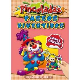 PINCELADAS PASEOS DIVERTIDOS 2526