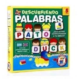 DESCUBRIENDO PALABRAS H478