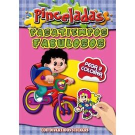PINCELADAS PASATIEMPOS FABULOSOS 2527