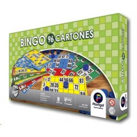 BINGO 96 CARTONES 213