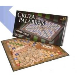 CRUZAPALABRAS CHICO-MADERA 1386