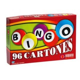 BINGO 96 CARTONES 1018